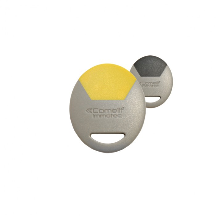 Comelit SK9050GY-A Token (Grey/Yellow)