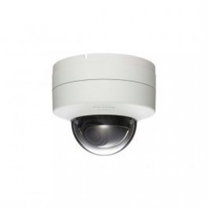 Sony SNC-DH240T Network 1080p HD / 3 Megapixel Vandal Resistant Minidome Camera with View-DR Technology, JPEG/MPEG-4/H.264 Day/Night