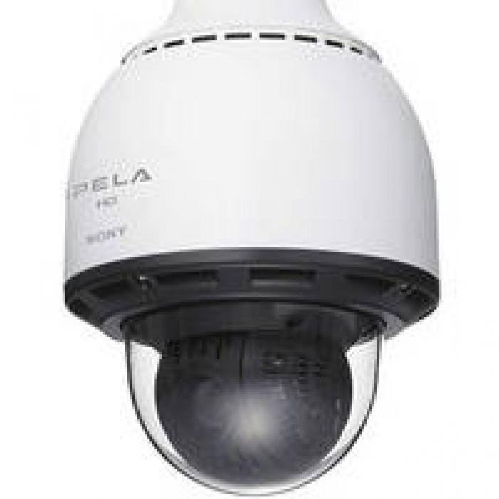 Sony SNC-RH164 Rapid Dome Outdoor Camera with 10x Optical Zoom