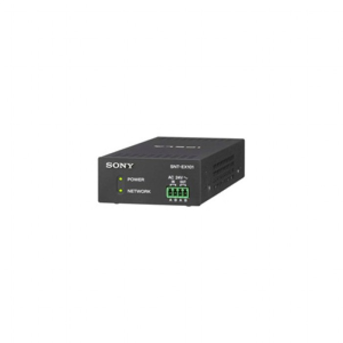 Sony SNT-EX101E 1 Channel Full Function Stand Alone Encoder, PoE
