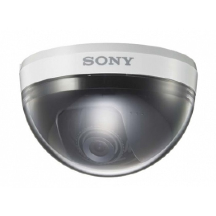 Sony SSC-N11A 540TVL Day/Night MiniDome Camera, 3mm Lens