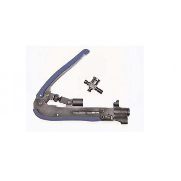 West Penn TL-548G Lever Style Compression Tool