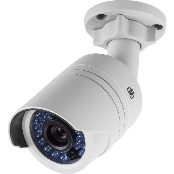 Interlogix TVB-1102 TruVision 3.0MP 6mm Fixed Lens Outdoor Bullet Camera