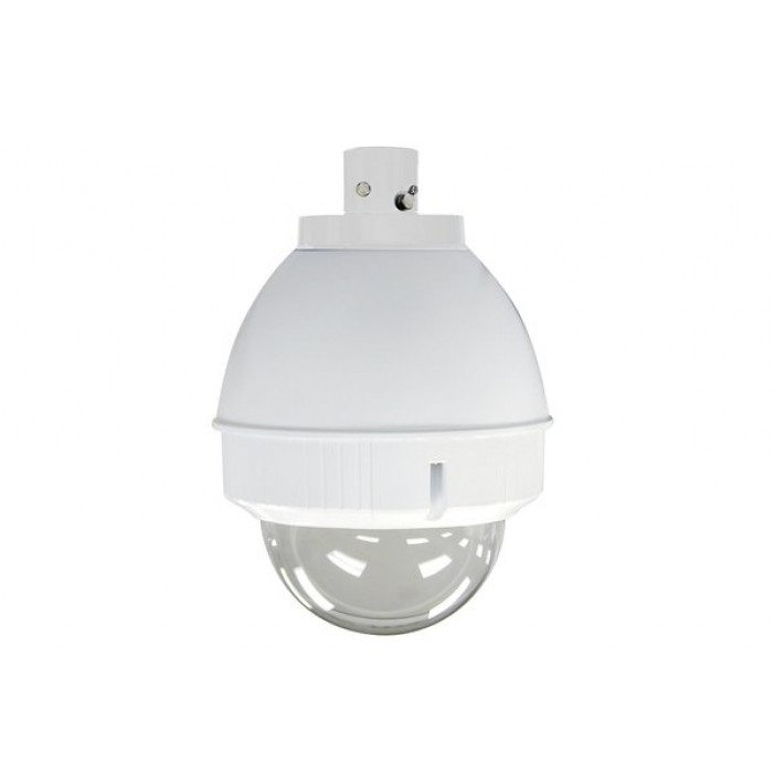 Sony UNI-ONL7C2 Clear Dome Outdoor Pendant-Mount Housing with Heater/Blower for SNC-RX550N and SNC-RZ25N Cameras