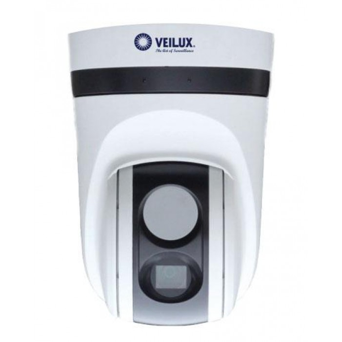 Veilux V-Thermal-2528 Outdoor Thermal Imaging PTZ Camera, 25mm