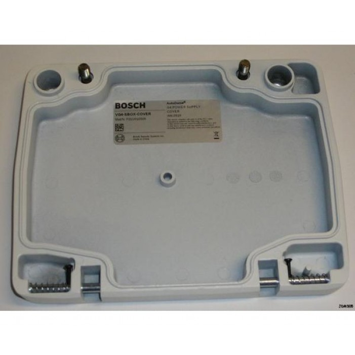 Bosch VGA-SBOX-COVER AutoDome Replacement Power Supply Box Cover