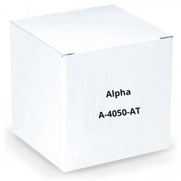 Alpha A-4050-AT 50 Zone Visual Annunciator UL