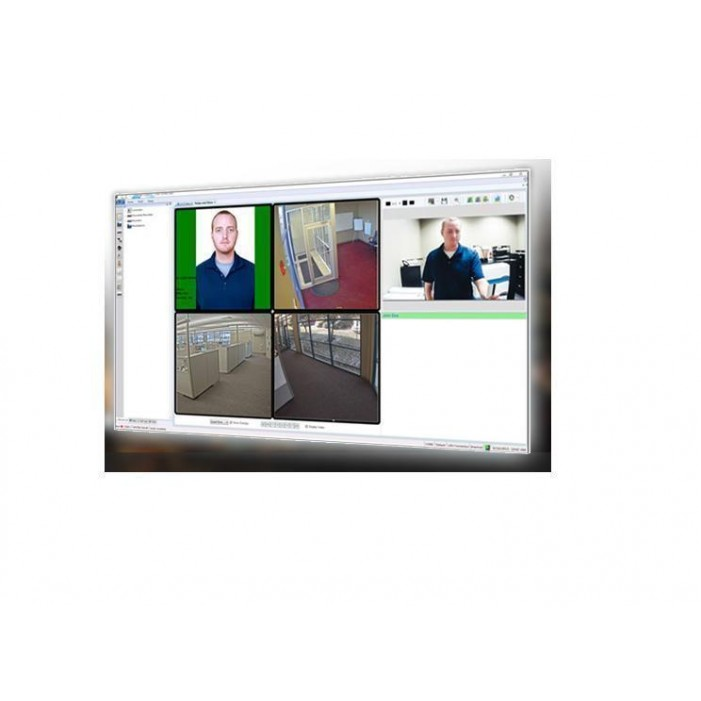 American Dynamics ADVEFRDB1000 VideoEdge Face Recognition DB License