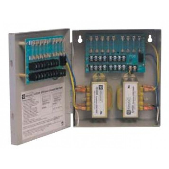 Altronix ALTV2416 Sixteen (16) Output CCTV Power Supply, 24/28 VAC, 8/7 Amp, Fused Outputs