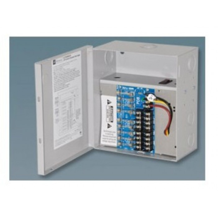Altronix ALTV248300ULM 8 Output Power Supply, 24/28 VAC, 12.5/10.0 Amp, Fused, Mini Cabinet, UL Listed