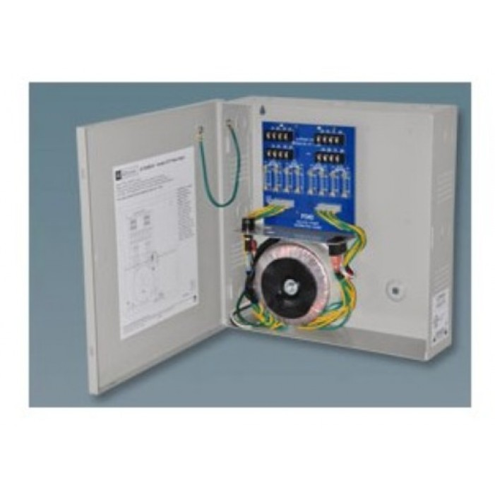 Altronix ALTV248ULHI 8 Output Isolated Power Supply, 24 VAC @ 12.5 Amp