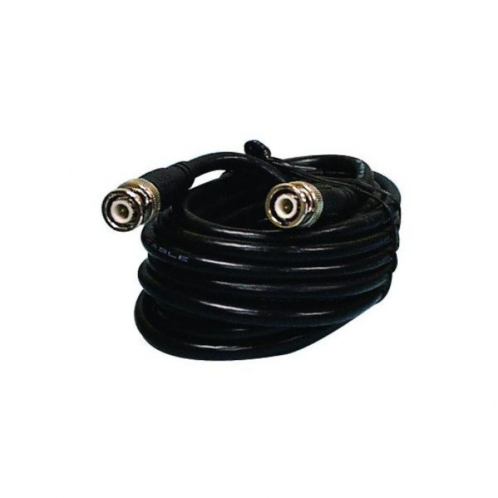 Speco BB25 25' BNC Male to Male Cable