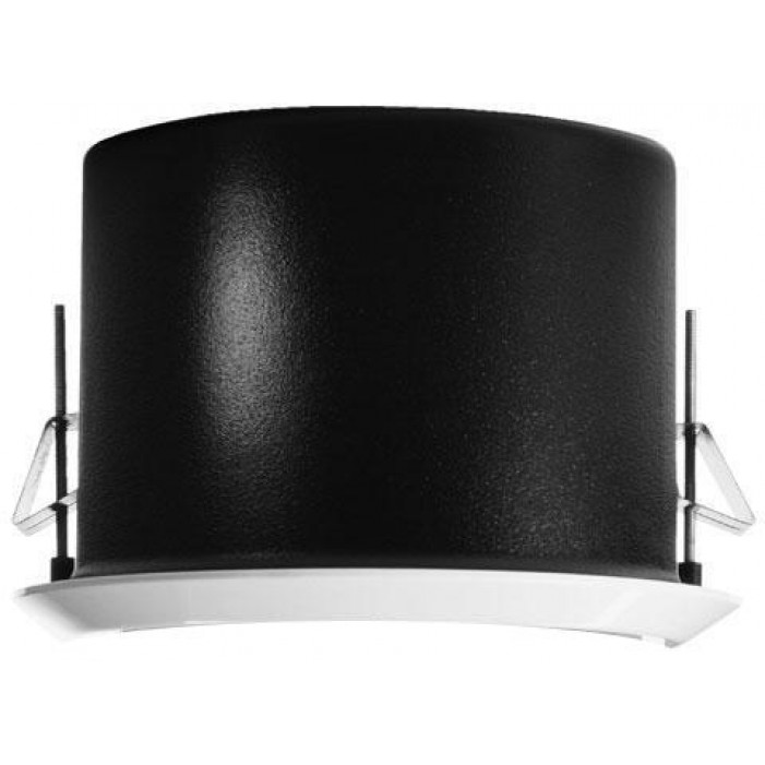 Pelco BB4N-F Spectra IV IP In-Ceiling Backbox, Black