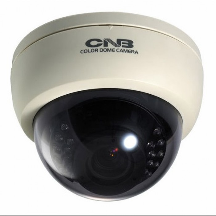 CNB D2815NVR INDOOR IR DOME - 530TVL