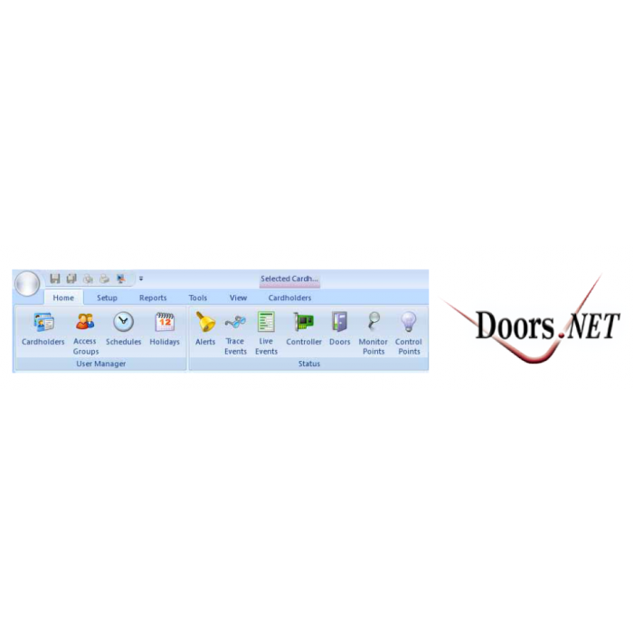 Keri Systems DNET-KGW Doors.Net NXT gateway (required for additional subnets).
