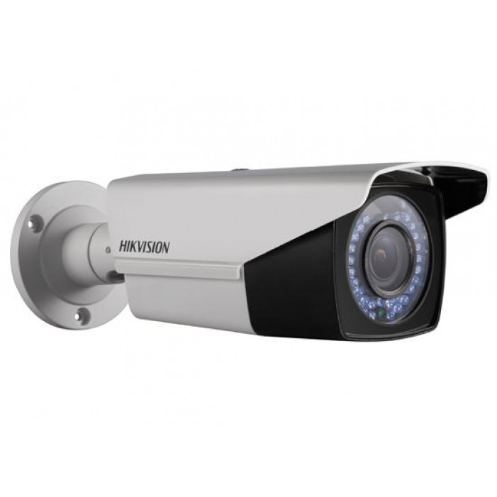 Hikvision DS-2CE16D5T-AIR3ZH HD 1080P WDR Motorized Vari-focal IR Bullet Camera, 2.8-12mm