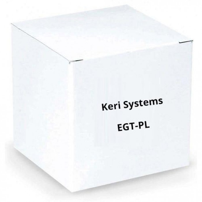 Keri Systems EGT-PL Titanium Postal Lock Kit - Field Installation