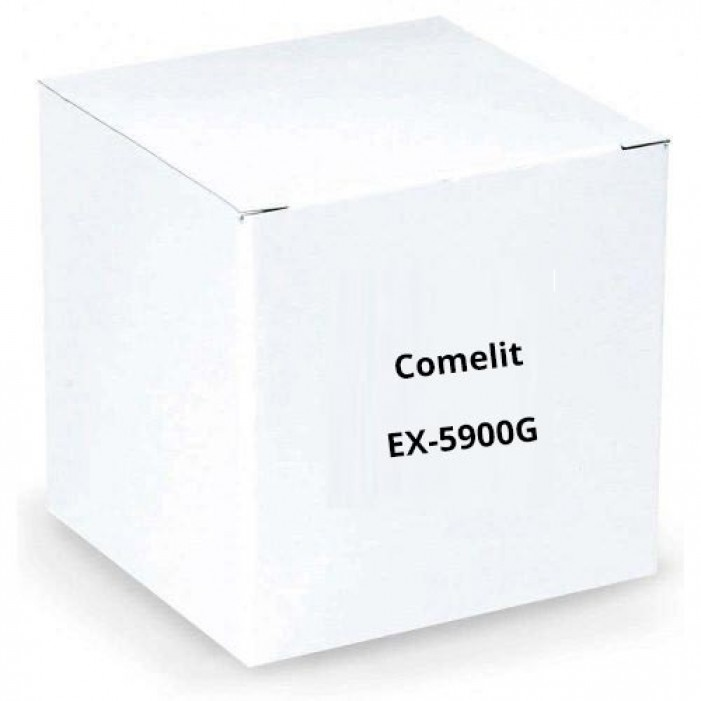 """Comelit EX-5900G Monitor Expansion for Kit with 3.5"""" B/W Screen for Genius Series, Grey"""