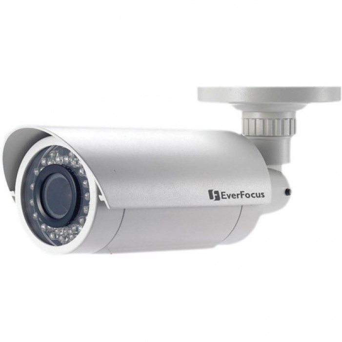 Everfocus EZ630/MVB Outdoor Cold Weather True Day/Night Bullet Camera, 2.8-10mm Lens