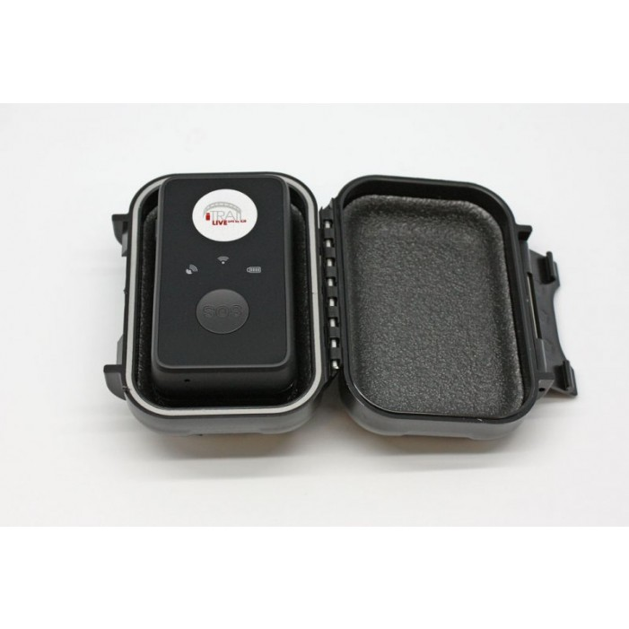 KJB GPS931 Solo Portable CDMA Tracker with Magnet Mount Case