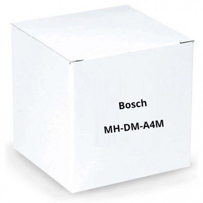 Bosch MH-DM-A4M Dynamic Mic Module for MH-300/400-Series Headsets, A4M Connector