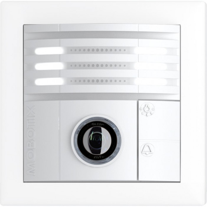 Mobotix MX-T25-D016 6MP Day Outdoor Door Station Camera White