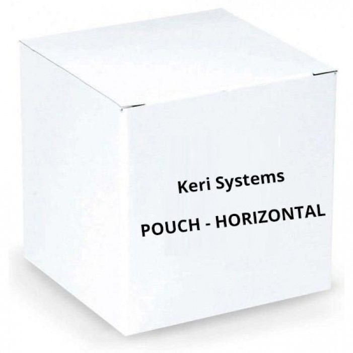 Keri Systems Pouch - Horizontal Horizontal Pouch for badge/card
