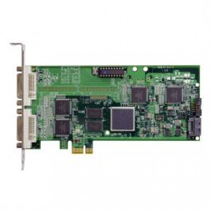 NUUO SCB-6004S 4CH H.264 PCI-E Video Capture Card, 30fps