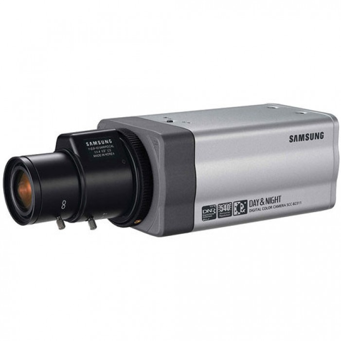 "Samsung SCC-B2305-N 1/3"" High Resolution WDR & Day/Night Color Digital Camera"