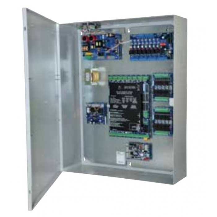 Altronix T2KK3F8Q Access and Power Integration - Kit Includes Trove2 Enclosure with TKA2 Backplane, Fuse