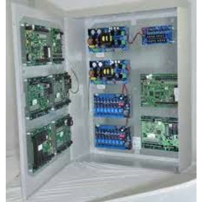 Altronix T2MK75F16DQ Access and Power Integration, Kit Includes Trove2 Enclosure with TM2 Backplane and TMV2 Door Backplane
