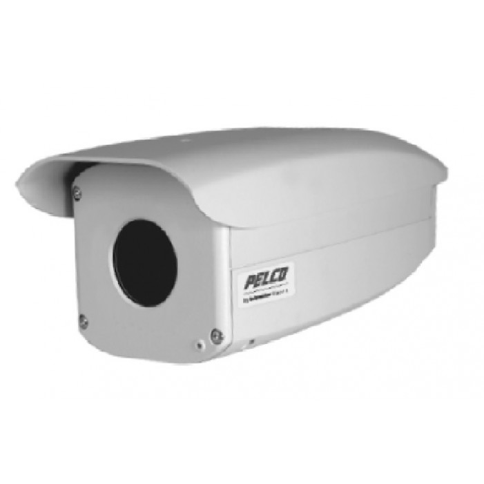 Pelco TI314-X 384 x 288 Network Indoor/Outdoor Thermal Imaging Camera, 14.25mm Lens, PAL