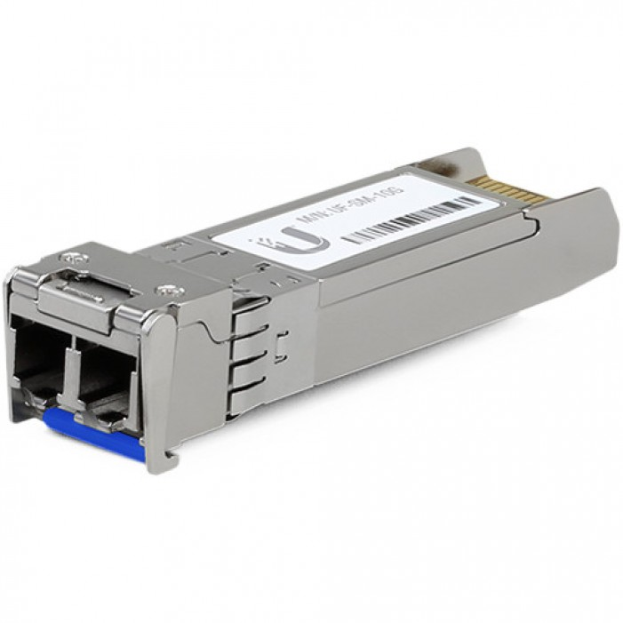 Ubiquiti UF-SM-10G-20 SFP+ Single-Mode Fiber Module, 20-Pack