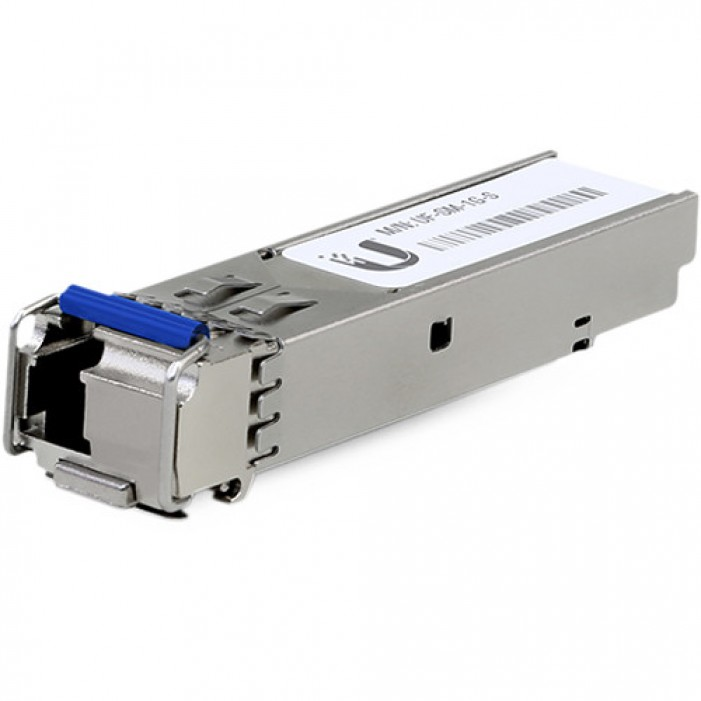 Ubiquiti UF-SM-1G-S-20 SFP Single-Mode Fiber Module, 20-Pack
