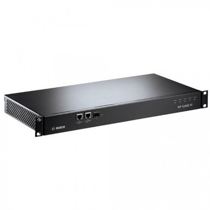 Bosch VIP-X1600-B Chassis for 4 x 4 MPEG-4 Encoder (Excluding PSU)