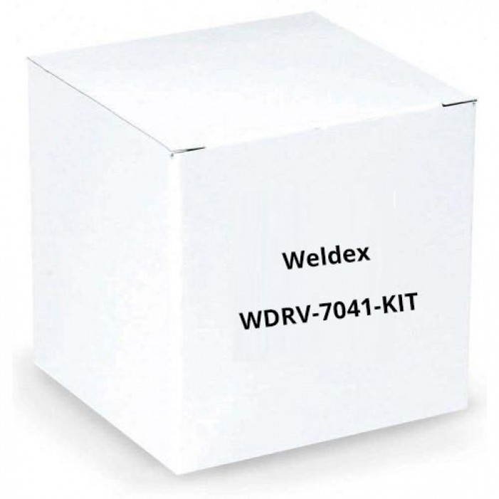 "Weldex WDRV-7041-KIT 7"" Color LCD System w/Fixed IR Camera & 60' Cable"