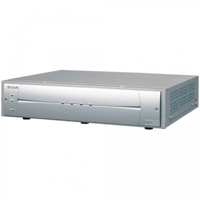 Panasonic WJHDE300-4000T-r Expansion Storage Unit 4 TB - REFURBISHED