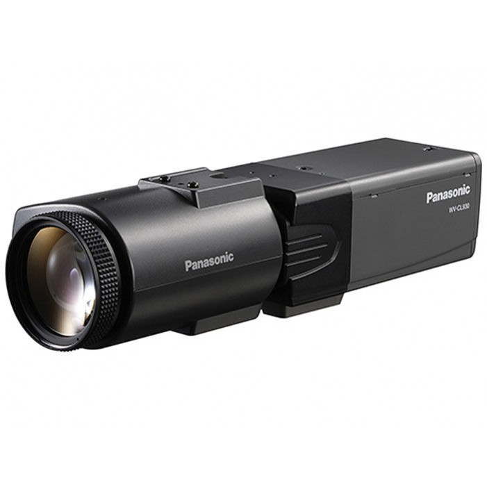 Panasonic WVCL930 1/2-inch CCD Day/Night camera with ABF, 120VAC