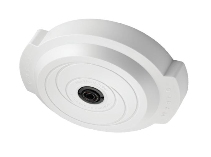 Oncam Pelco OBE-01-OWA Outdoor Pendant Mount White for Evolution 360° 5MP Camera