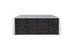 Digital Watchdog DW-BJER4U108T-LX Linux 14.04 OS Blackjack E-Rack 108TB