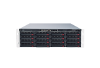 Digital Watchdog DW-BJER3U30T-LX Linux 64 bit OS Blackjack E-Rack 18TB
