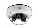 Digital Watchdog DWC-VS753WT2222 AHD Vandal Dome Camera w/4x2.8mm Lens