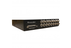 Toshiba ENC-16CH 16 Channel Analog to IP Video Encoder