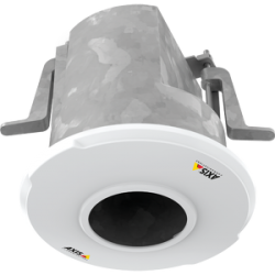 Axis 01150-001 T94B05L Recessed Mount for Dome Camera