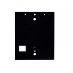 Axis 01293-001 Backplate for Surface Installation - 1 Module