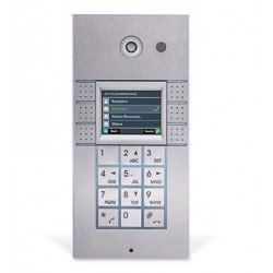 Axis 01306-001 1 Button Door Station Video/Audio Intercom