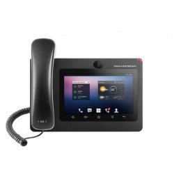 Axis 01421-001 01421-001 Multimedia IP Phone with 7 Inch Touch Screen