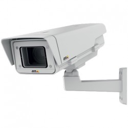 Axis 0884-001 Outdoor HDTV D/N i-CS Lens Fixed Network Box Camera