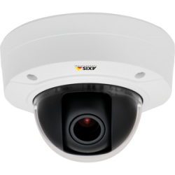 Axis 0952-001 HDTV 1080p Day/Night Indoor Fixed Dome Network Camera