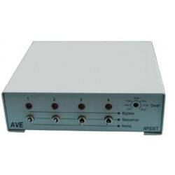AVE 111003 4 Position Sequential, Homing, Bypassing, 1 Channel, Alarm Switcher